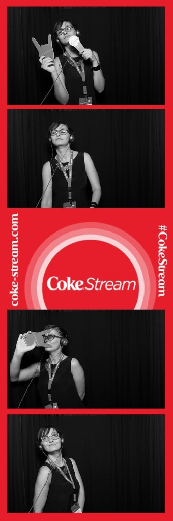 Coke Stream Webstock