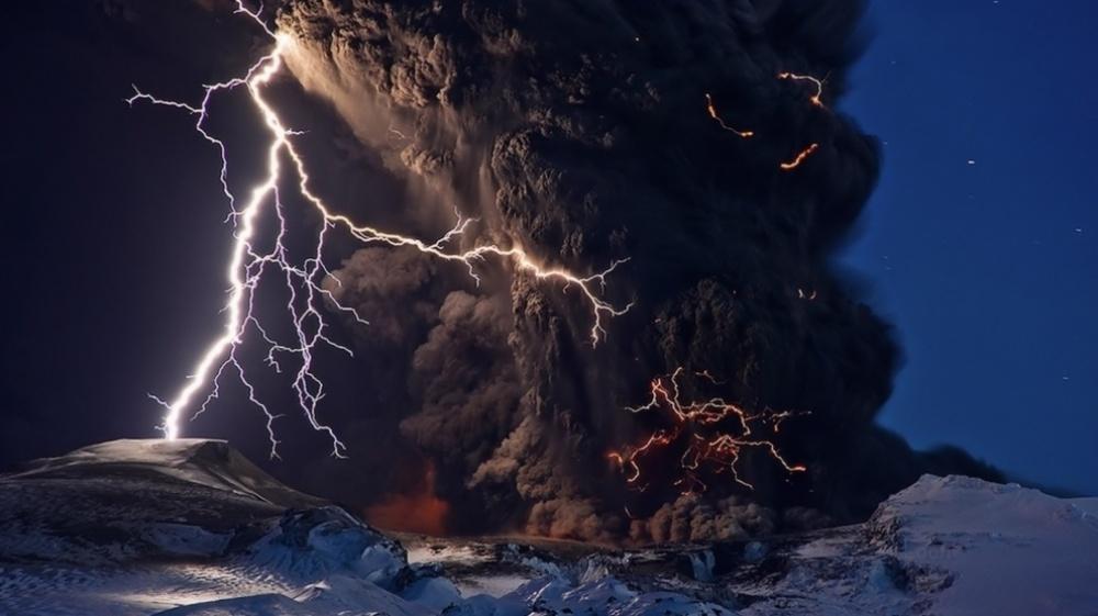 eruptie vulcanica Islanda