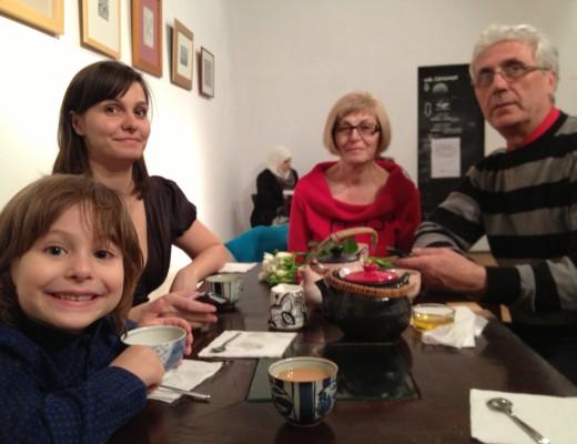Crăciun în familie