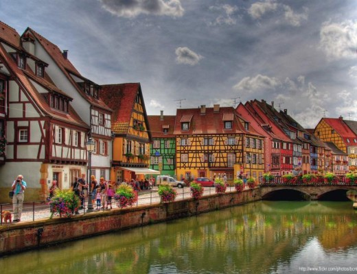 vacanță sate din Europa