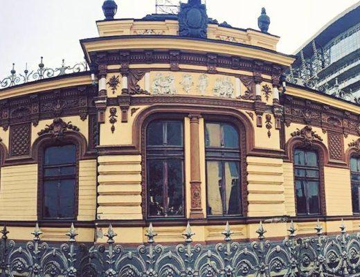 arhitectură Chișinău