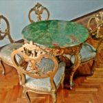 set masă și scaune