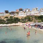 plajă thassos