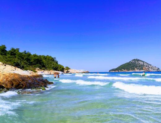 Thassos Island